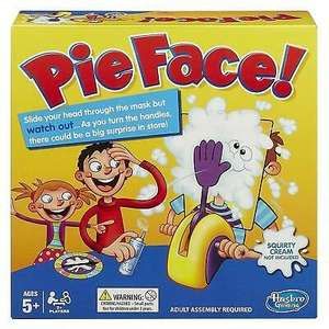 Pie Face! Game - £9.99 delivered @ eBay / Arcadian Retail