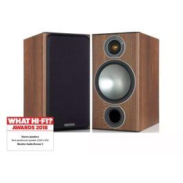 Monitor Audio Bronze 2 (Walnut/ Black/ White) £169 Delivered + 6 Year Guarantee @ Richer Sounds