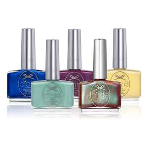 £15 for £60 worth of Ciaté nail polish (£4.95 shipping)