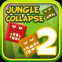Jungle Collapse 2 PRO (Android Puzzle Game) Temporarily FREE on Google Play