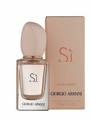 Giorgio Armani Si Eau de Parfum 30ml £23.99 @ Argos eBay