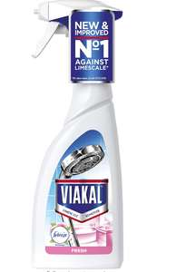 Viakal Fresh Limescale Remover Spray, 500 ml-Pack of 10, £15 prime / £19.49 non prime - £12.75 with S&S @ Amazon