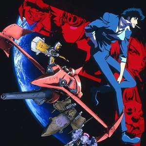 Anime on All 4 (Cowboy Bebop, Sword Art Online, Mobile Suit Gundam and more!)