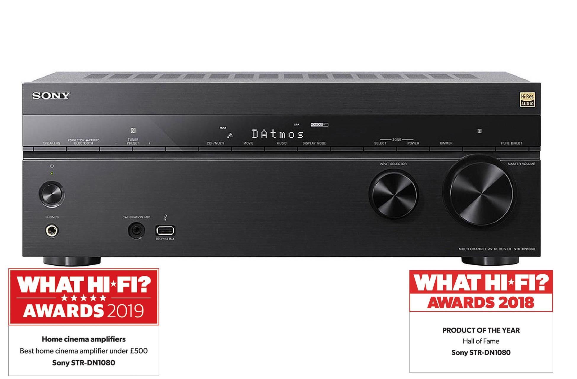 Sony STRDN1080 (Black) Dolby Atmos AV Receiver - £399 delivered @ Richer Sounds