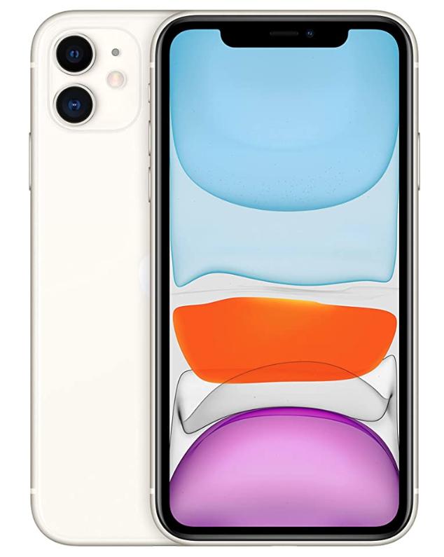 Iphone 11 - 128GB - White £744.99 @ Amazon UK