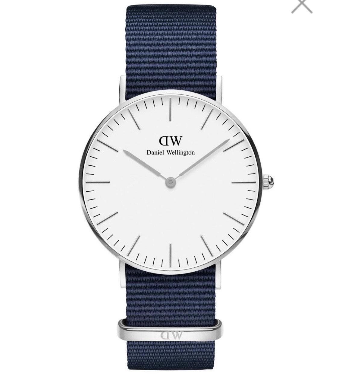 Daniel Wellington 40mm Bayswater Watch £69 at Fraser Hart