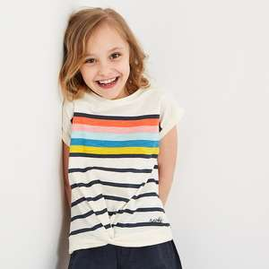 Weird Fish Sale up to 70% off and free delivery. E.g Leila Tie Front Cotton Slub Tee - £3.60
