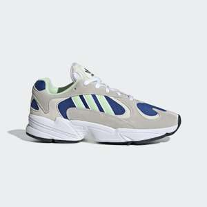 adidas Yung-1 Mens Trainers £33.73 Delivered using code @ adidas