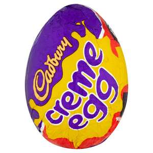 Cadbury Creme Egg - 1p each - Co-op instore - Great Eastern Quay store