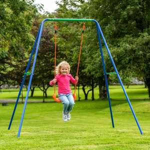 kids Single outdoor Swing £29.99 Delivered From Smyths
