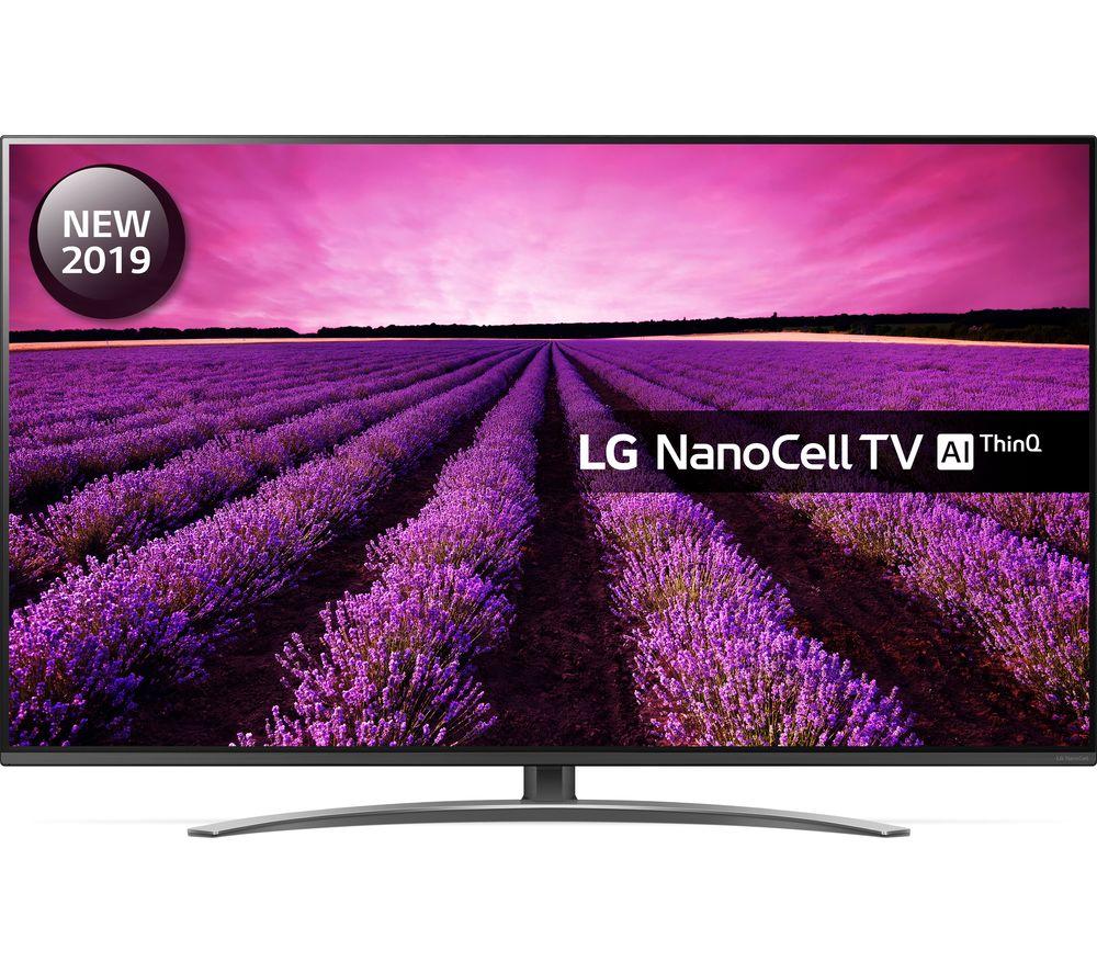 "LG 49SM8200PLA 49"" Smart 4K Ultra HD HDR LED TV with Google Assistant £479 Delivered @ Currys / PCWorld"