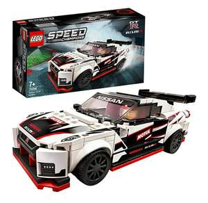 LEGO 76896 Speed Champions Nissan GT-R NISMO Racer. £14.40 prime / £18.89 non prime