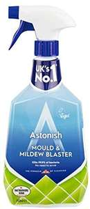 Astonish Mould & Mildew Remover - 750ml for £1 (Prime) / £5.49 (Non Prime) delivered @ Amazon
