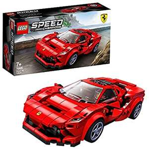 20% off Lego Speed Champions at Amazon - 76895 Ferrari F8 Tributo £14.40 (£18.89 non-Prime) / 75893 Dodges £28 / more