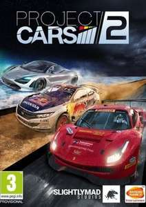 Project Cars 2 PC (Steam) for £4.99 @ CDKeys