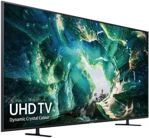 Samsung UE55RU8000 (2019) 55 inch, Dynamic Crystal Colour, Ultra HD 4K Certified, HDR 1000, Smart TV £555.99 delivered at Very
