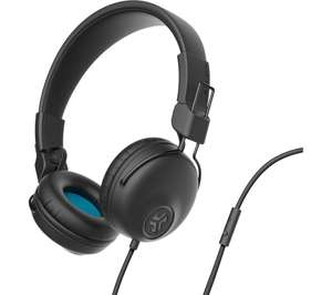 JLAB AUDIO Studio wired headphones in black for £13.99 delivered @ Curry PC World