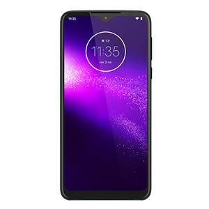 Motorola One Macro 64GB BLACK Smartphone - £99.99 + £10 minimum Top-Up @ EE PAYG