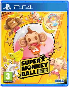 Super Monkey Ball: Banana Blitz (Xbox One / PS4) £14.95 Delivered @ The Game Collection