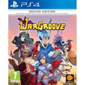 Wargroove: Deluxe Edition (PS4) - £9.95 Delivered @ The Game Collection