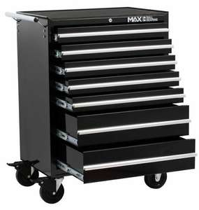 Hilka PMT111 Professional 7 Drawer Rollaway Cabinet £199.53 at Amazon