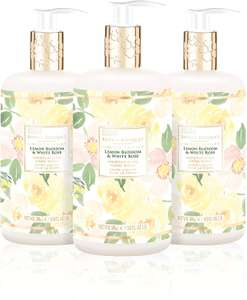 Baylis & Harding Pack of 3 500ml Hand Wash £6.00 Amazon Prime / £10.49 Non Prime (Choice of flavours)