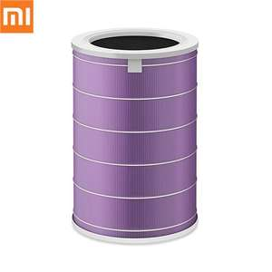 Xiaomi Original Mi Air Purifier Filter (Purple - Antibacterial Version) - £28.20 Dispatched from and sold by Amazon