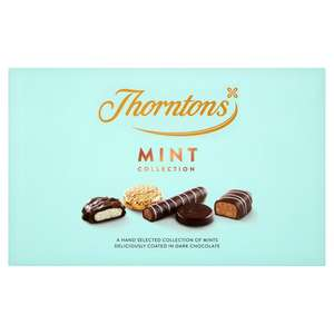 Thorntons Mint Collection 233g £2.49 at Heron Foods Bentilee