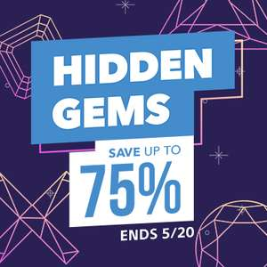 Hidden Gems Sale @ PlayStation PSN US