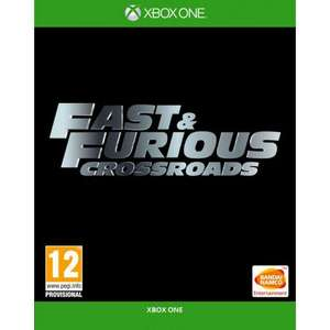 Fast & Furious Crossroads £39.95 delivered @ The Game Collection