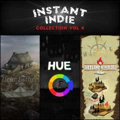 PS4 Instant Indie Collection: Vol. 4 Dear Esther: Landmark Edition/Hue/The Flame in the Flood: Complete Edition £3.74 @ PlayStation Network