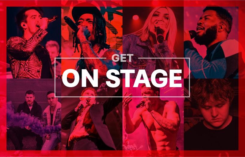 Free live music screenings via MelodyVR app