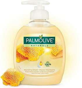 Palmolive Naturals Nourishing Delight With Honey & Milk Liquid Handwash 300ml - 89p at Home Bargains (Hull)