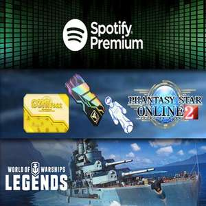 Xbox Game Pass Ultimate Perks - Free 3 Months Spotify Premium (Subscription Required)
