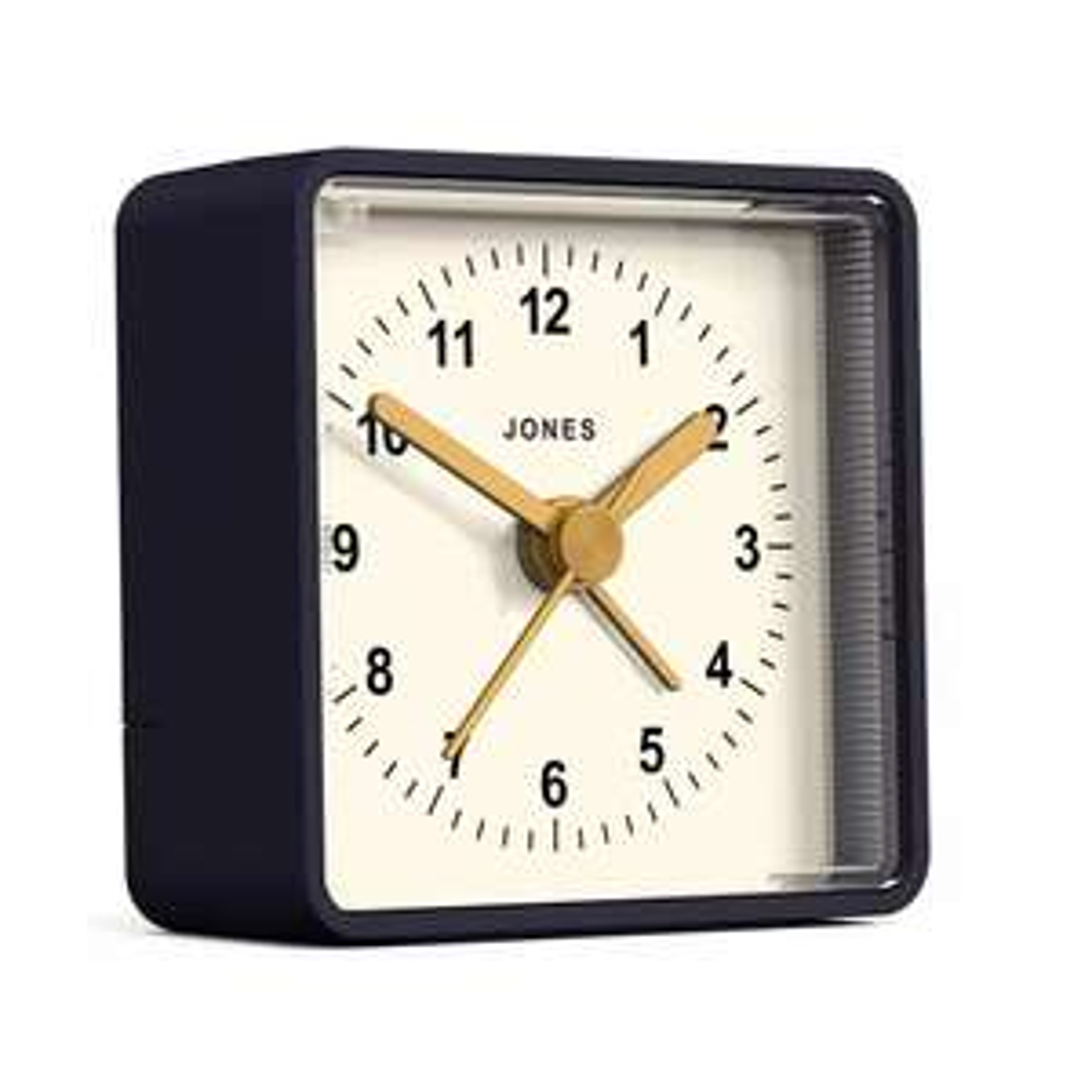 Jones - Black 'Nap' Alarm Clock - £5.25 delivered @ Debenhams. 1 year guarantee