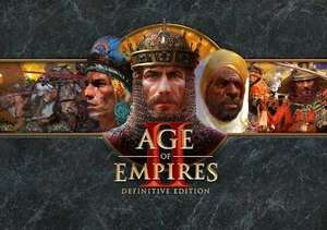 Age of Empires II Definitive Edition (PC / Xbox Live) £5.80 With Code @ Gamivo / e-commerce