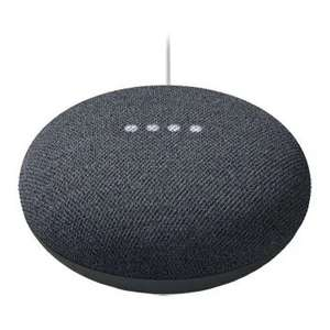 Google Nest Mini Charcoal + 'free' Xclio Bluetooth Speaker Only £29 + £4 Postage @ Scan.co.uk