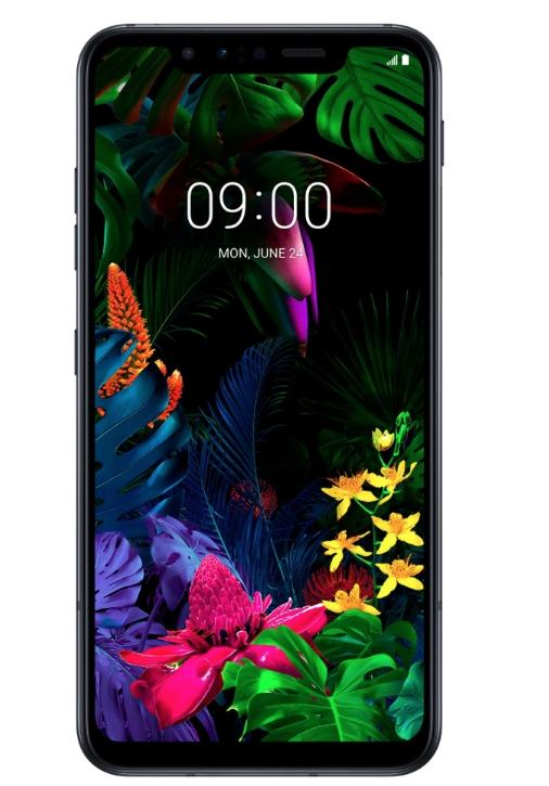 New LG G810 G8s ThinQ 128GB Dual Sim (Unlocked) - Mirror Black £319 @ WowCamera