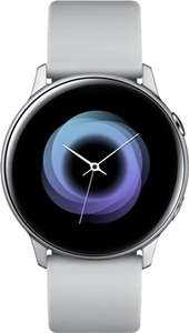 Pre-owned Samsung Galaxy Watch Active SM-R500 (40mm), Silver, A £76.95 delivered at CeX