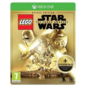 LEGO Star Wars: The Force Awakens - Deluxe Edition (Xbox One) £12.95 Delivered @ TheGameCollection