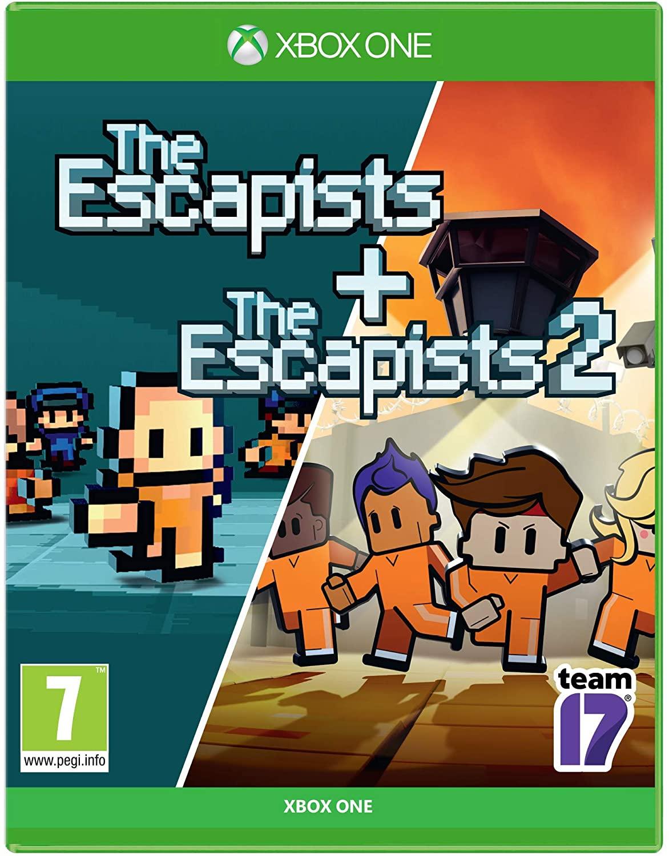 The Escapists + The Escapists 2 (Xbox One) - £11.99 (Prime) / £14.98 (Non Prime) delivered @ Amazon