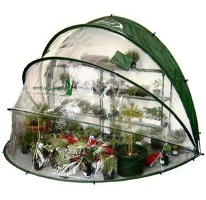 Horti Hood 90° Wall Mounted Folding Greenhouse £43.55 at Crafty Arts