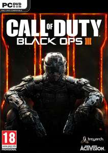 Call of Duty (COD): Black Ops III 3 (PC) £9.99 at CD Keys