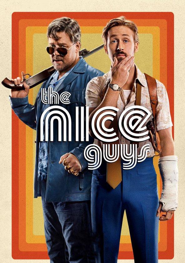 The Nice Guys HD Rental 99p at Amazon