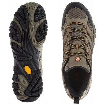 Merrell Moab 2 Gore-tex Gtx Mens Waterproof Vibram Walnut Hiking Walking Shoes £66.95 ebay / befitsportsuk