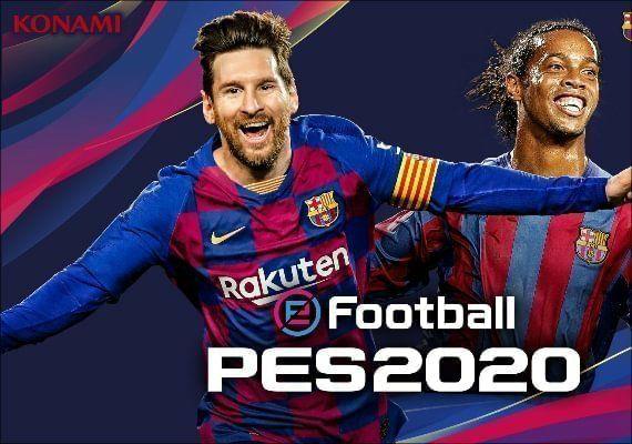 PES 2020 (Steam) £11.19 @ Gamivo / Blue Games