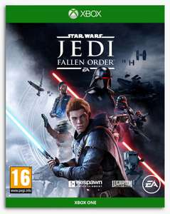 XBOX ONE Star Wars Jedi: Fallen Order - £28.94 delivered @ Currys PC World ebay