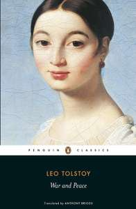 War And Peace: Penguin Classics Reprint Edition, Kindle Edition 99p at Amazon