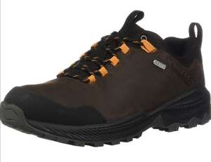 Merrell Men's Forestbound Waterproof Low Rise Hiking Boots Size 9 - £54 @ Amazon