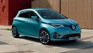 Renault Zoe- 24 months Personal Car Leasing contract £188/m + £1695 initial, 8000 miles - Total Cost £6,019 @ Select Car Leasing